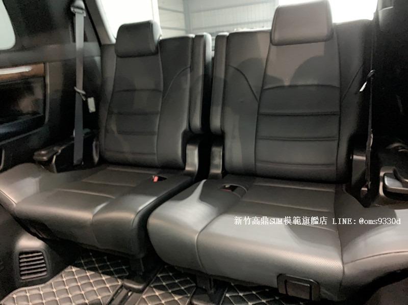 【新竹高鼎汽車】2015年 Alphard 黑 3.5L 保證實價實車實圖 快來電☎☎