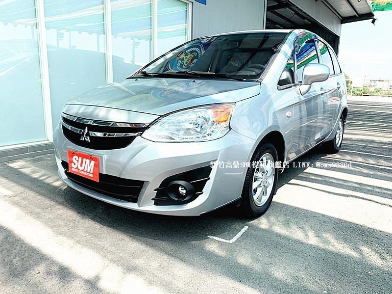【新竹高鼎汽車】2015年 COLT PLUS 銀 1.5L 保證實價實車實圖 快來電☎☎