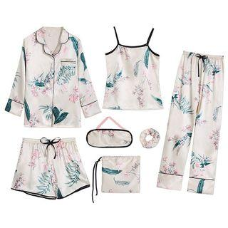 7pcs Sleepwear Set