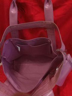 買一送二 透明包中包內裡包 三件式 瑕疵品大包包#搬家囉