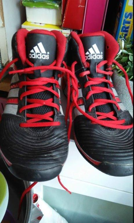 Adidas Rubber shoes for kids Size US6 UK5and1Half, Babies ...