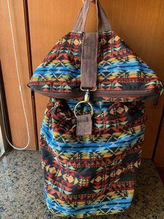 #新開始 Armong 圖騰設計背包