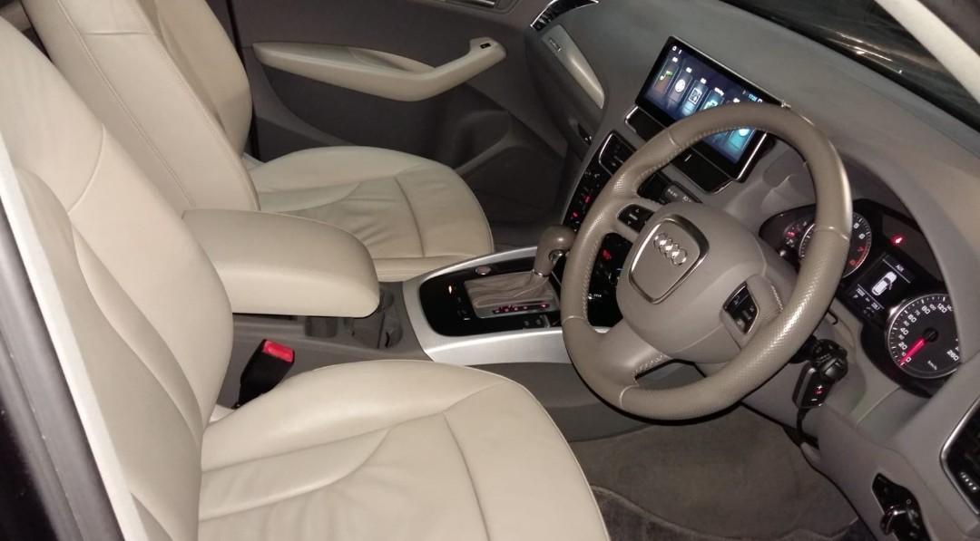 Audi 2010 Audi Q5 Quattro 2010 Audi Q5 Quattro Auto