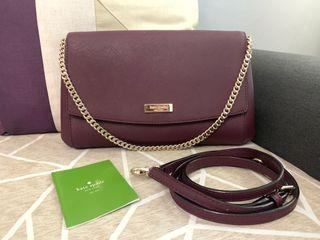 Authentic Kate Spade Two Way Bag