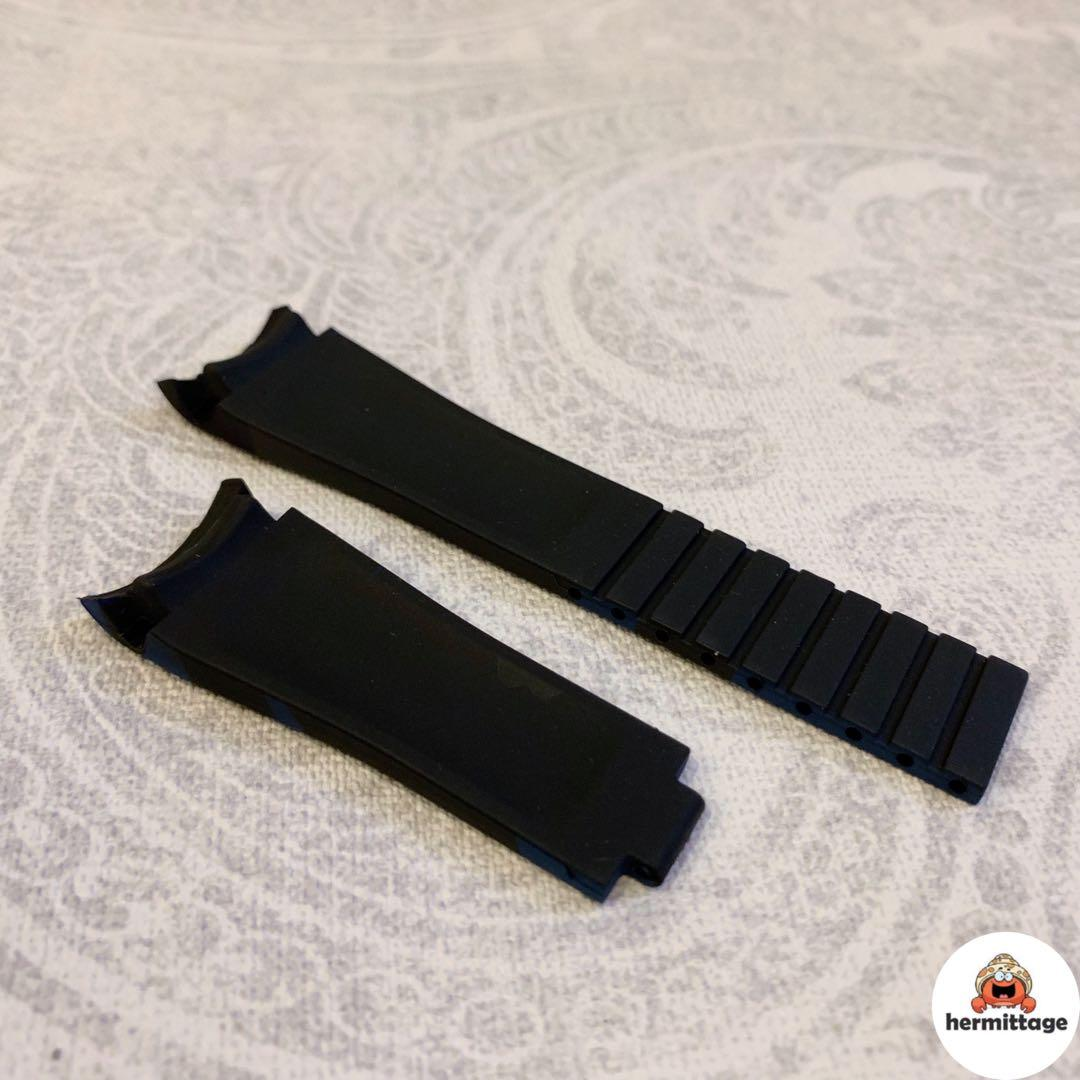 BRAND NEW 20MM RUBBER WATCH STRAP, RED CAMO (suitable for rolex gmt submariner daytona yachtmaster explorer hulk batman rootbeer smurf, alternative/ aftermarket rubber b)