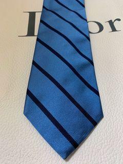 Brooks Brothers Striped Blue Tie 間條藍色領呔