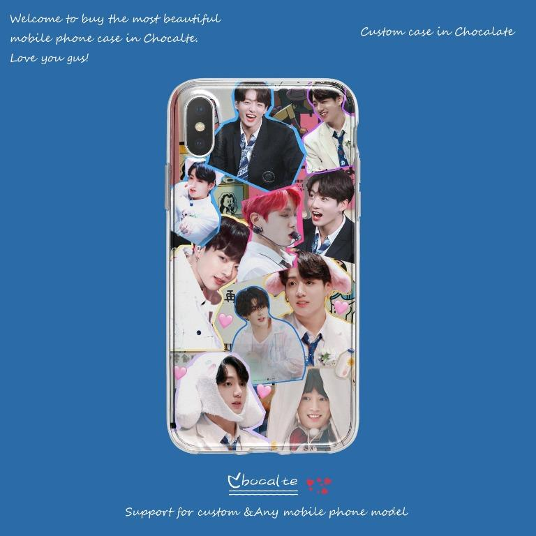 BTS Jungkook Phone Case / All phone model are available