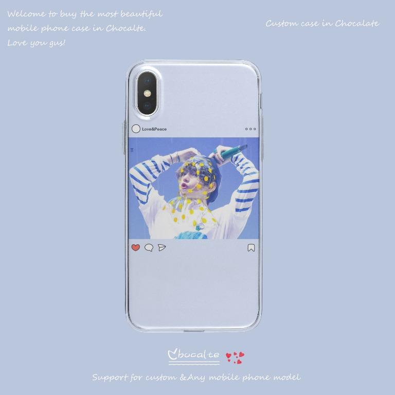 BTS Taehyung V phone case / all phone model are available