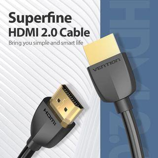 HDMI Cable 4k Display Support