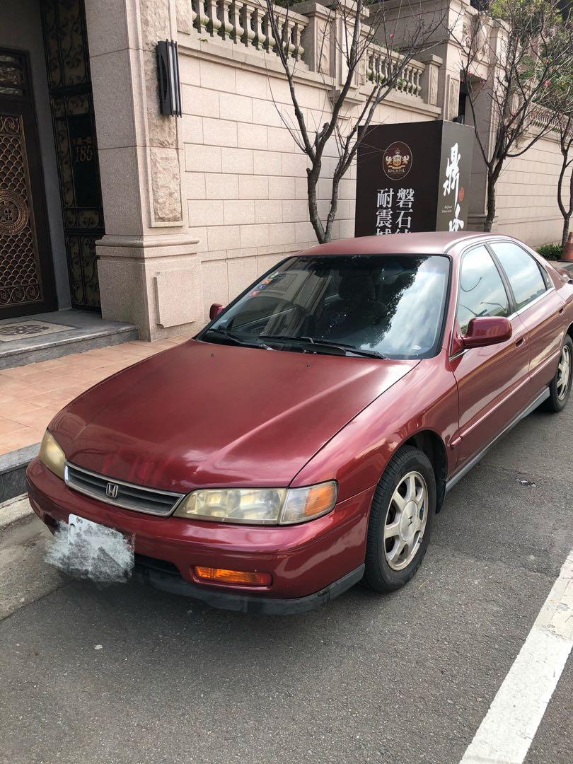 Honda Accord K7 代步車