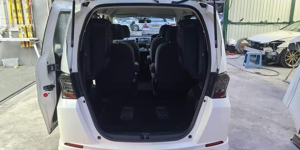 Honda Freed 1.5 Hybrid 1.5 G Sensing (A)