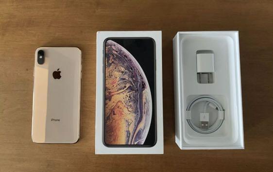 iPhone XS Max unlocked 256gb