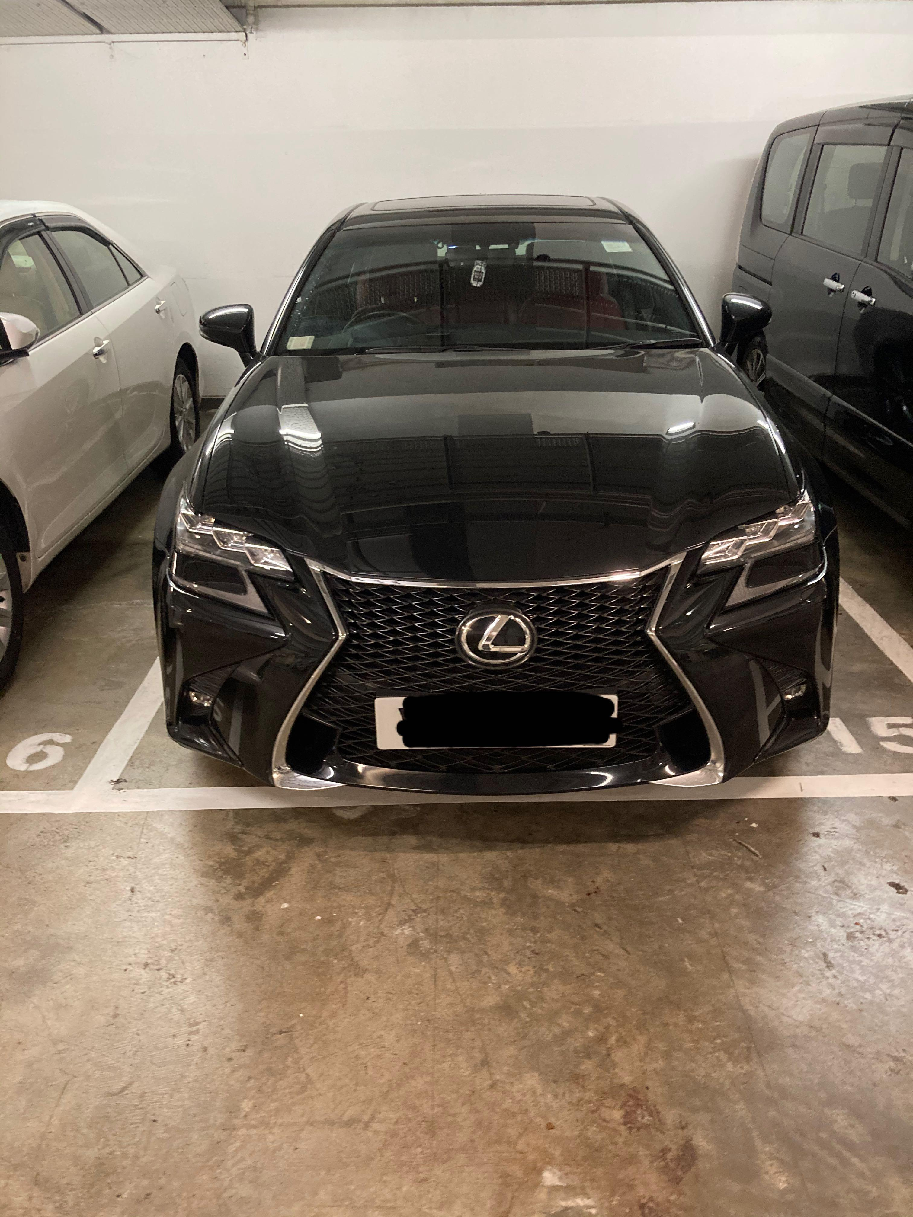 Lexus GS300 F Sport Auto