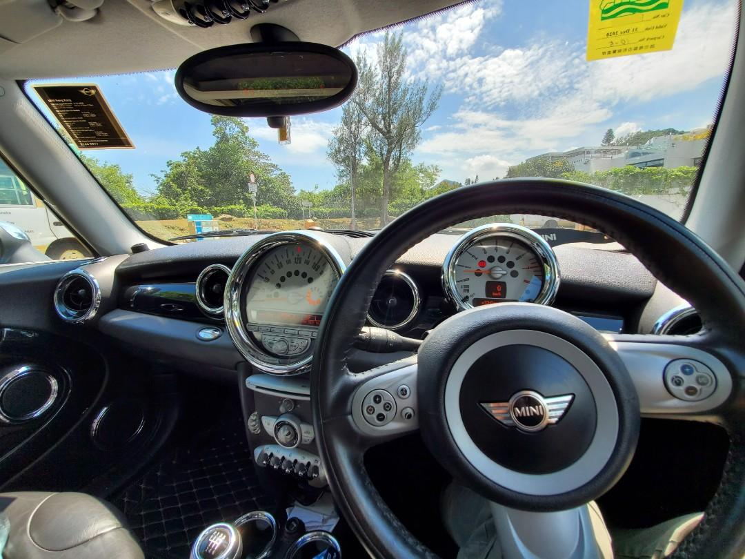 MINI Cooper S R56 Manual