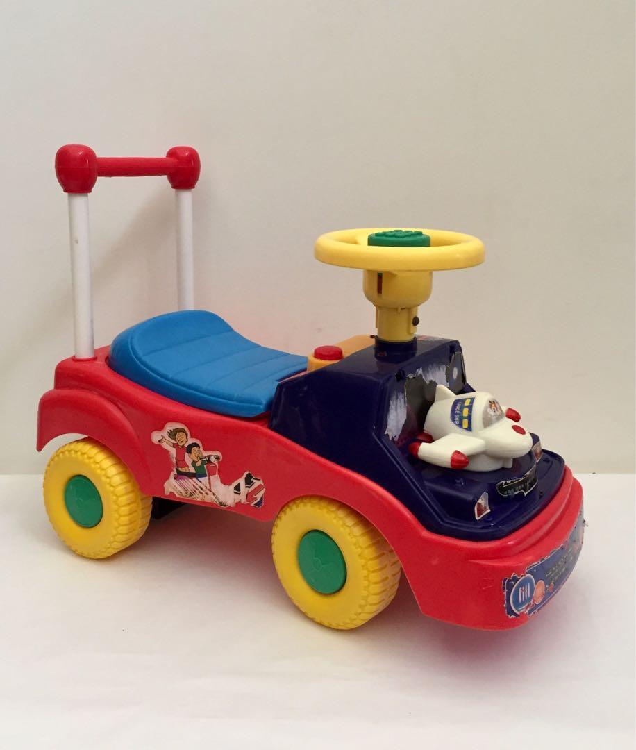 Mobil Mobilan Anak Thr2020 Bayi Anak Mainan Baby Walker Di Carousell