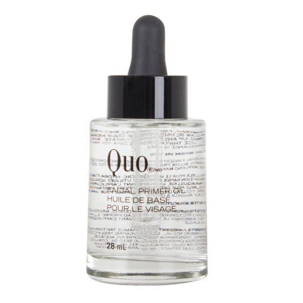 New facial primer from QUO