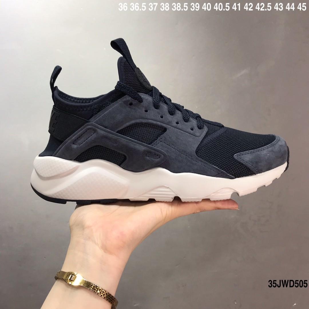 Nike Huarache- Classic Black /Cream