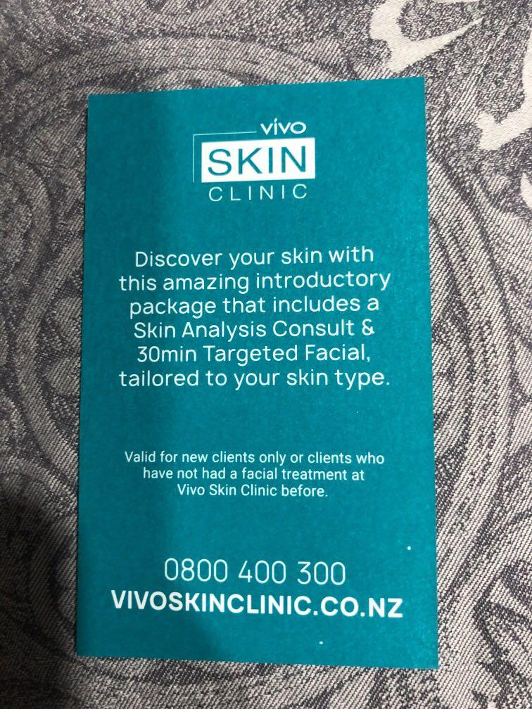 Skin discovery package- just pay postage