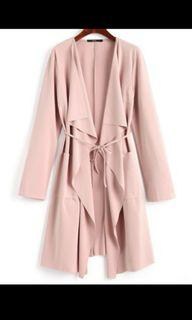 Spring Outerwear Coat (S-M)