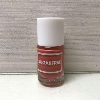 Sugarfree  超美610乾燥玫瑰色號指甲油