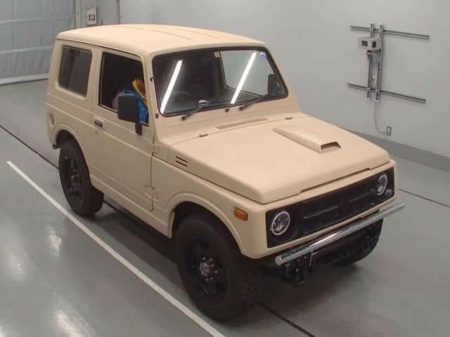 Suzuki jimny - Manual