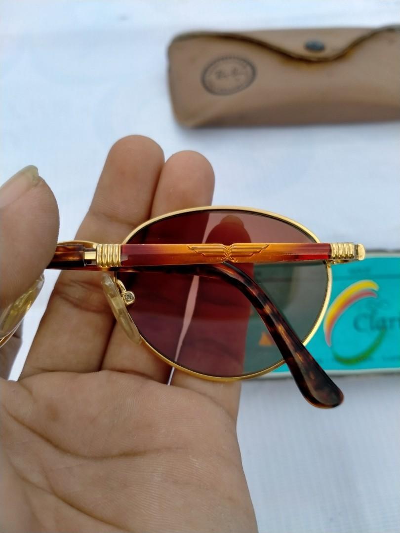 Vintage Sunglasess 80s/John Lennon Vintage Sunglasses Brand: Clarity Size: 50-20