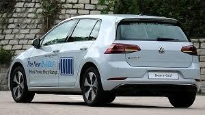 Volkswagen  e-GOLF Auto