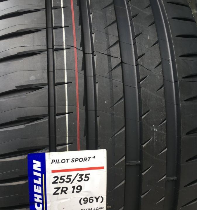 【YGAUTO】全新空運 MICHELIN 法國米其林 PS4 輪胎 255/35/19 全新 2019年份製造胎