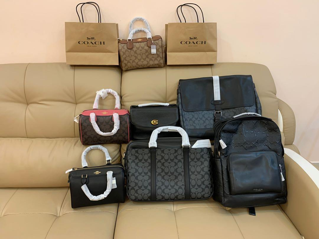 (18/05/20)Authentic coach bag seller Tory Burch and Marc Jacobs Crossbody bag handbag