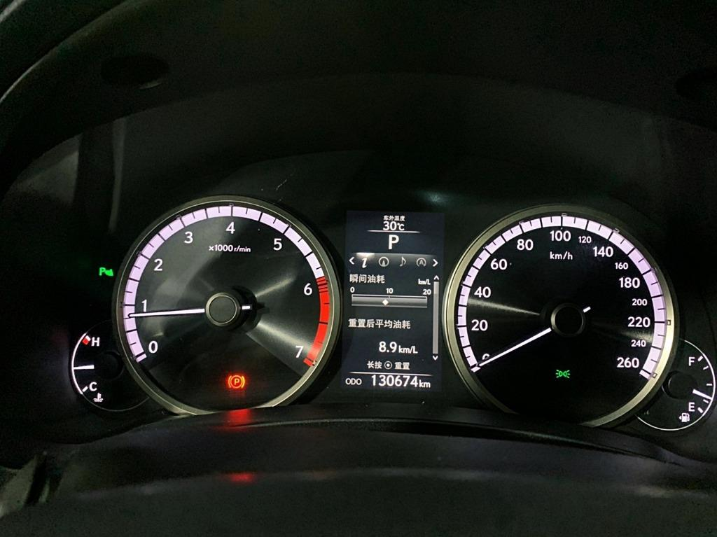 正2016年 Lexus NX200t 2.0 AWD F-SPORT