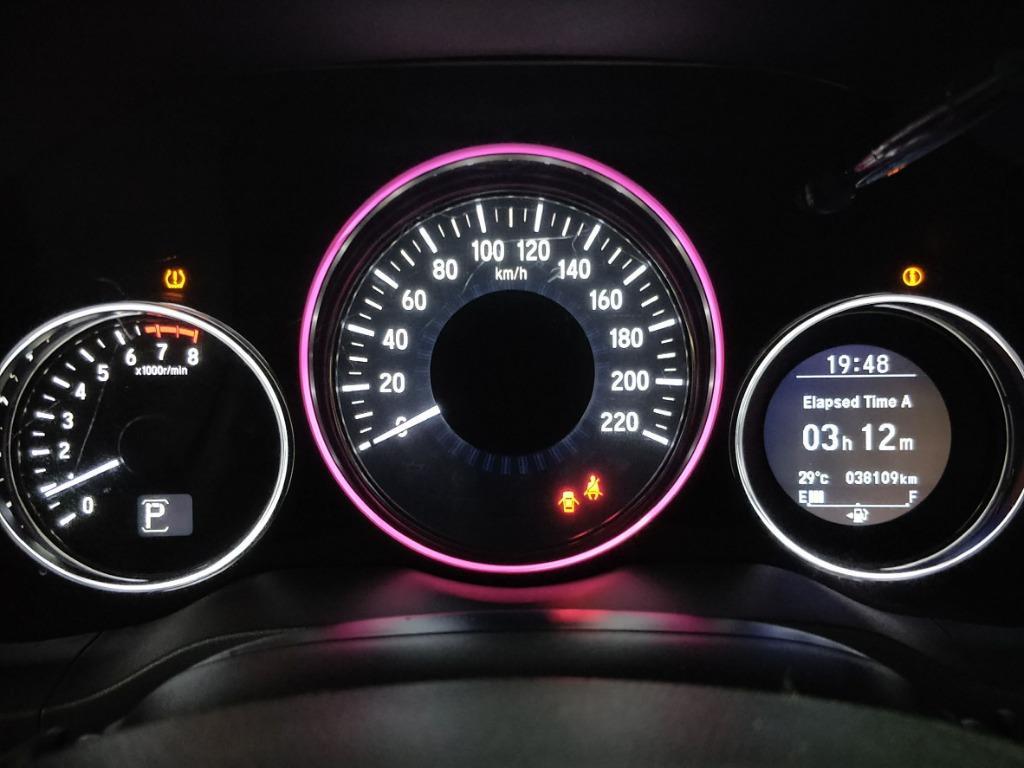 正2018年 Honda HR-V S  實車實價54.8萬