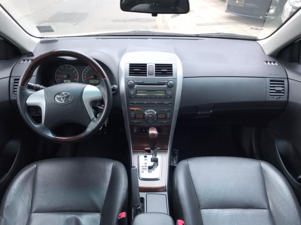 實車在店🔥 2012年ALTIS 小改款7速 1.8 E版經典版 跑7.2萬 賞車議價
