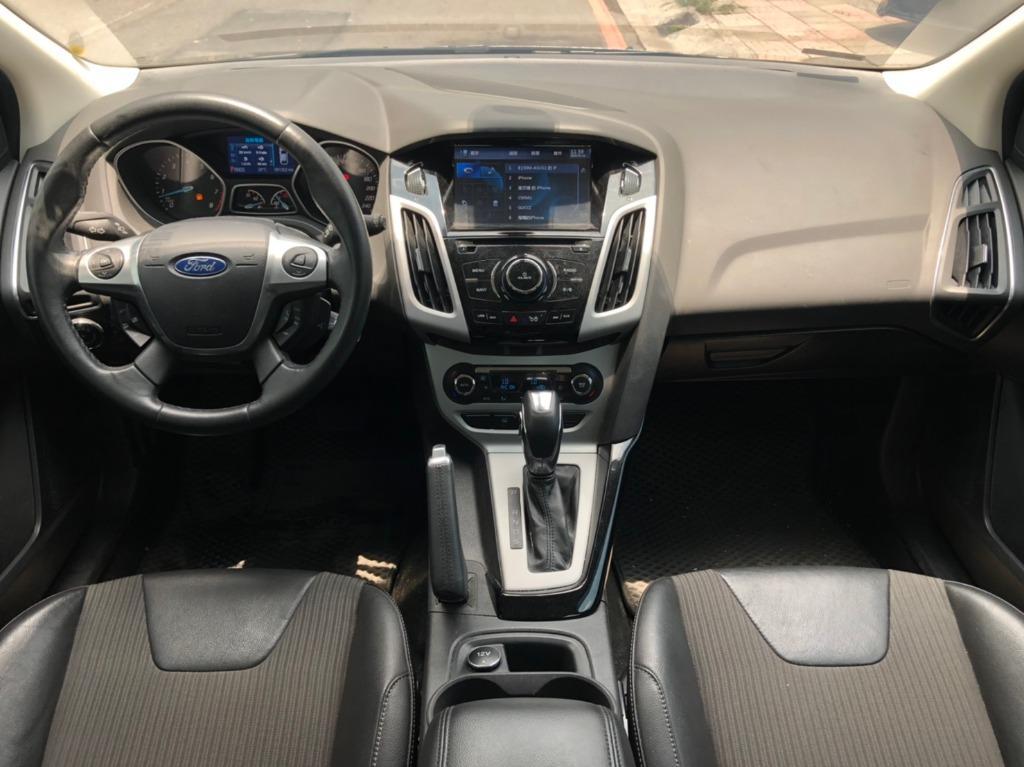 實車在店🔥 2013年 Focus 2.0 汽油運動型 S 跑8萬 賞車議價