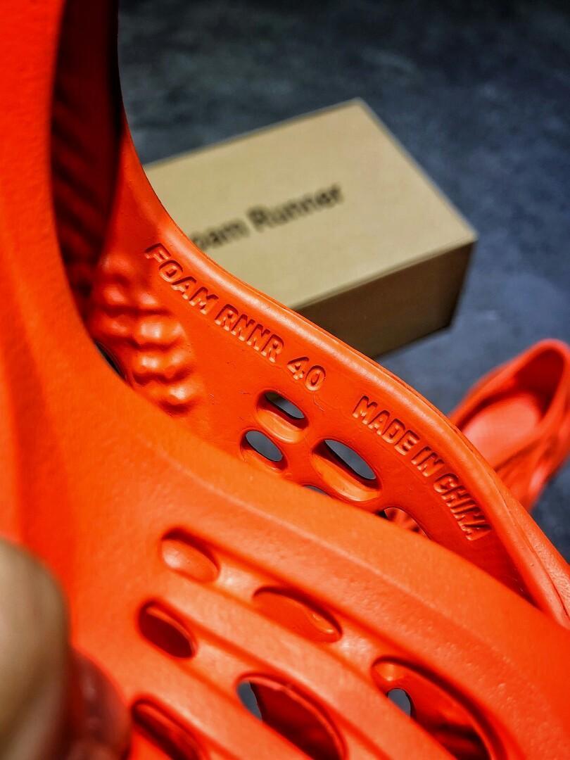 Adidas Yeezy Foam Runner Colorways