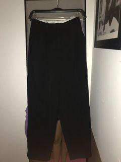 Aritzia Wilfred Essie Pant Black sz 0