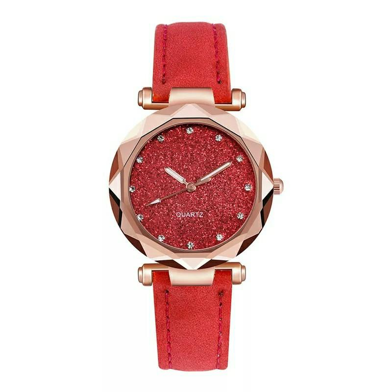 Beautiful Luxury Wrist Watch For Women Girls Quartz