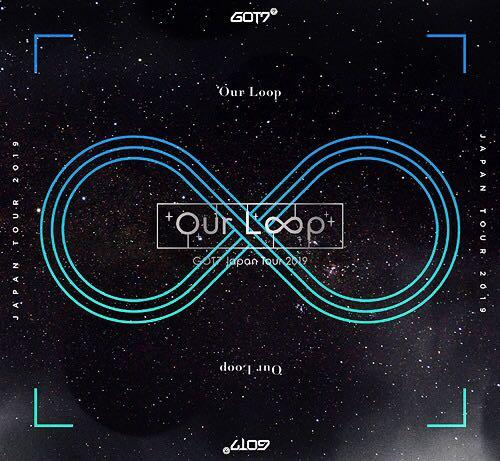 "GOT7 Japan Tour 2019 ""Our Loop"" Blu-ray [Limited Edition]"
