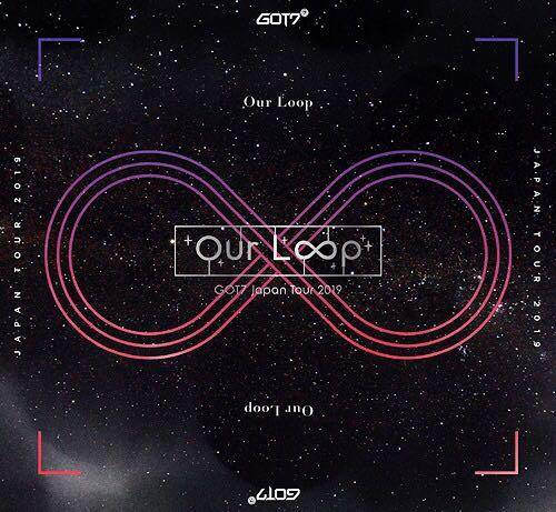"""GOT7 Japan Tour 2019 """"Our Loop"""" DVD [Limited Edition]"""