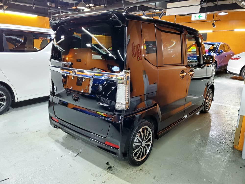 Honda N-Box Custom G Auto