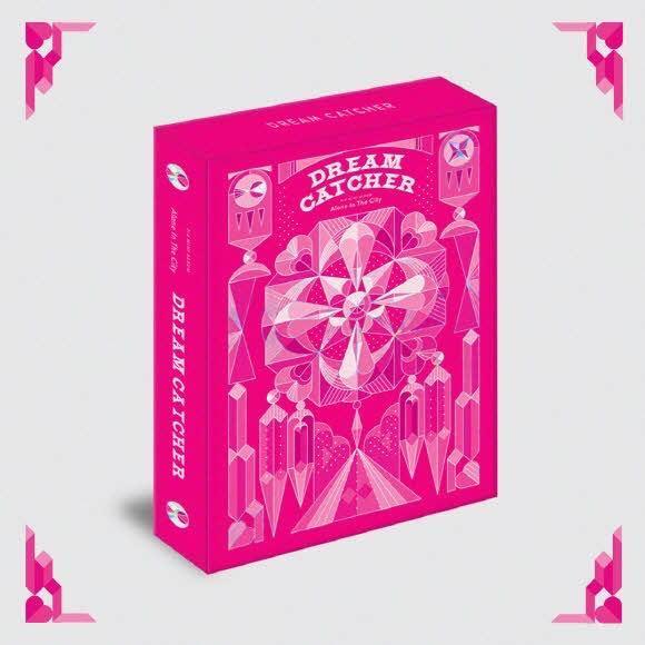 KIHNO DREAMCATCHER - Mini Album Vol.3 Alone In The City