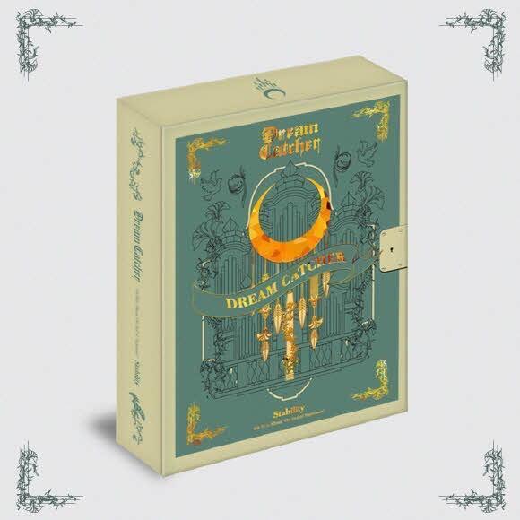 KIHNO DREAMCATCHER - Mini Album Vol.4 The End of Nightmare