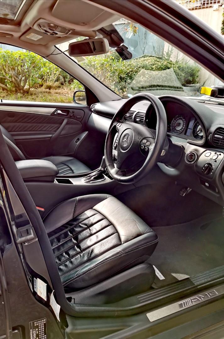 Mercedes-Benz C63 AMG Sedan (A)