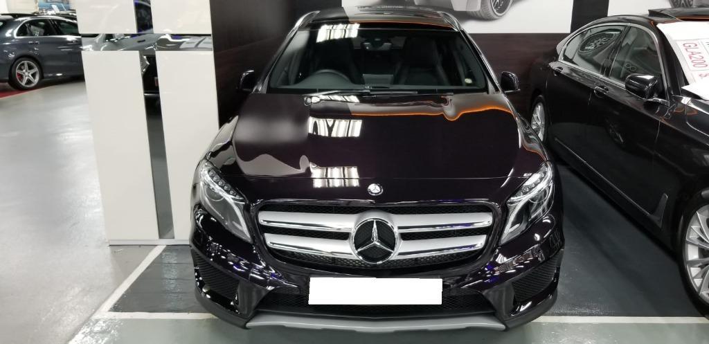 Mercedes-Benz GLA200 1.6 Auto
