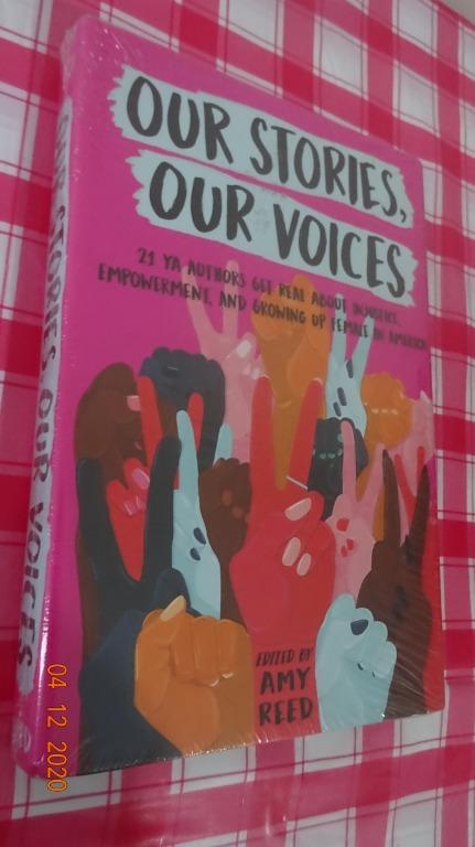[NEW] Our Stories, Our Voices : 21 YA Authors Get Real About Injustice, Empowerment, and Growing Up Female in America [Hardbound]