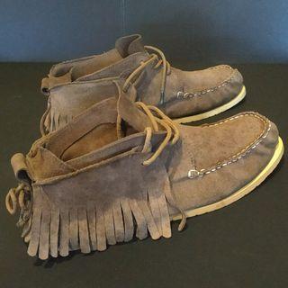 Not VISVIM Leather Shoes