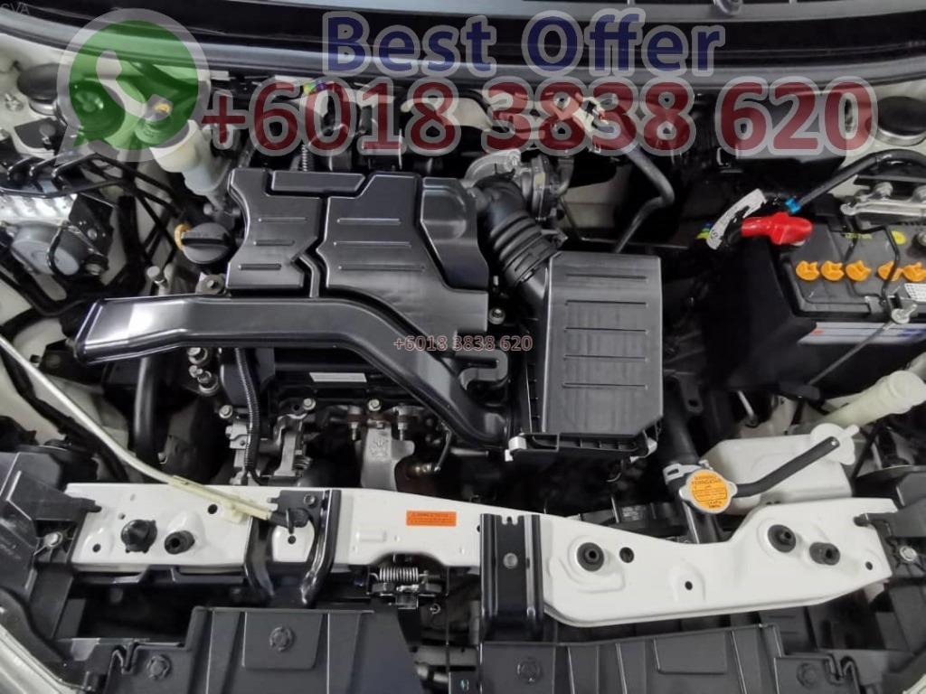 Perodua Bezza 1.0 Auto 2016 No accident Blacklisted Pass Ori Body Interest Low