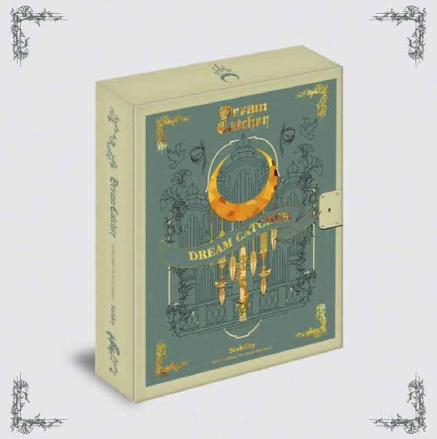 "[PREORDER] DREAM CATCHER SPECIAL MINI ALBUM VOL. 4 ""THE END OF NIGHTMARE"""