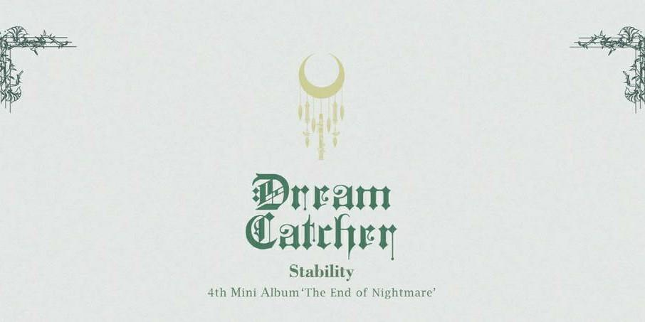 [Free Shipping ] DREAMCATCHER - THE END OF THE NIGHTMARE KIHNO KIT