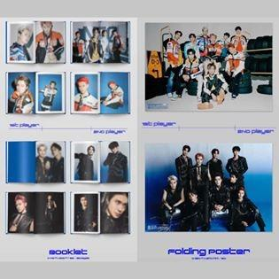 [Pre-order] NCT127 2ND ALBUM REPACKAGE 第2张专辑后续 - NEO ZONE: THE FINAL ROUND