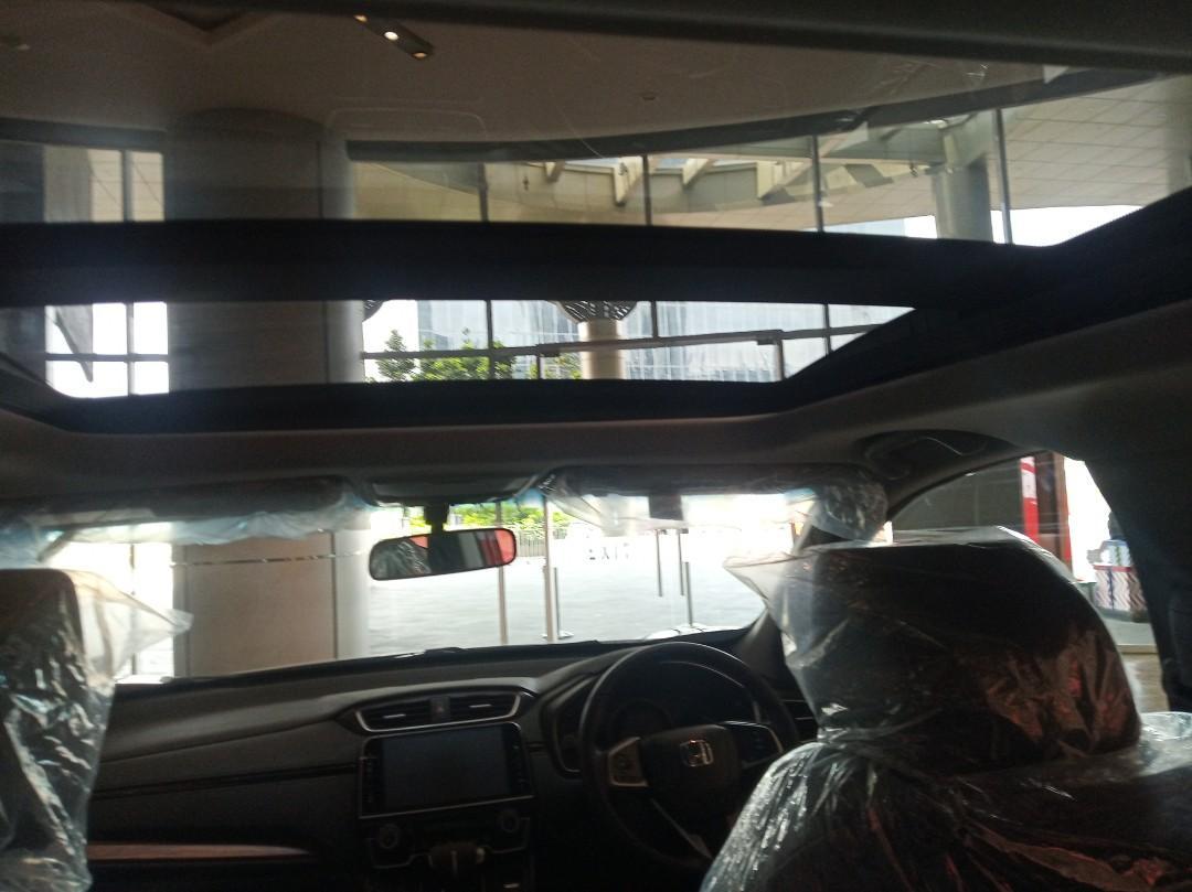 Ready Stock CR-V 1.5 Turbo Prestige Dapatkan Spesial Cashback khusus minggu ini